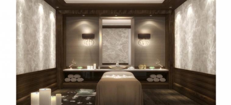 Hotel Rixos Borjomi: Detalle BORJOMI