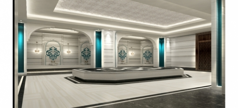 Hotel Rixos Borjomi: Attività Offerte BORJOMI