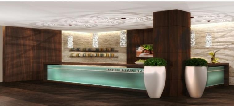 Hotel Rixos Borjomi: Spa BORJOMI