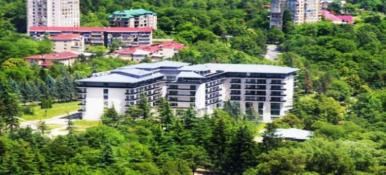 Hotel Rixos Borjomi: Vue BORJOMI