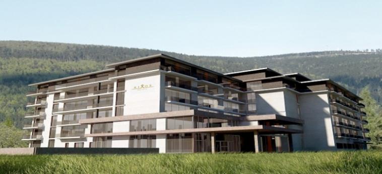 Hotel Rixos Borjomi: Außen BORJOMI