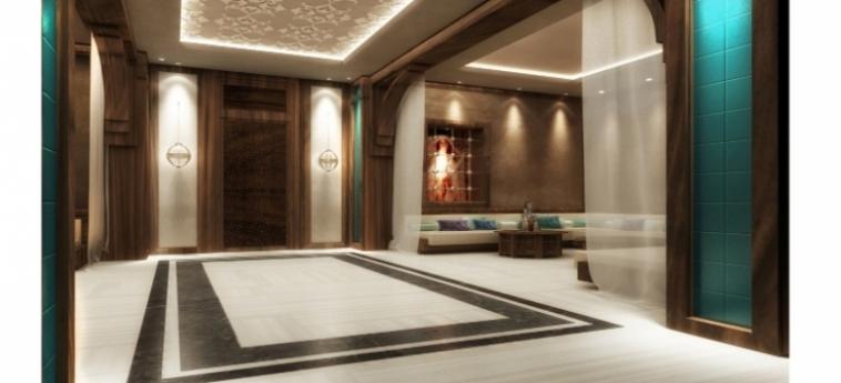 Hotel Rixos Borjomi: Ruheraum BORJOMI