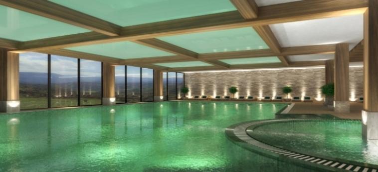 Hotel Rixos Borjomi: Indoor Swimmingpool BORJOMI