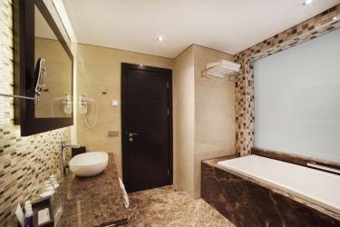 Hotel Crowne Plaza Borjomi: Bagno BORJOMI
