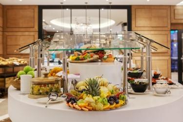 Hotel Crowne Plaza Borjomi: Bevande BORJOMI