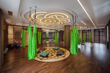 Hotel Crowne Plaza Borjomi: Interno dell'hotel BORJOMI