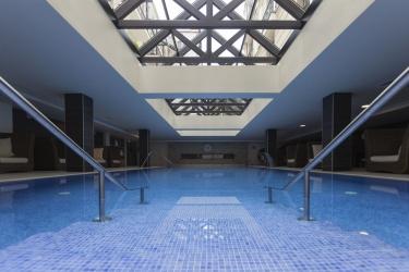 Hotel Crowne Plaza Borjomi: Piscina Coperta BORJOMI