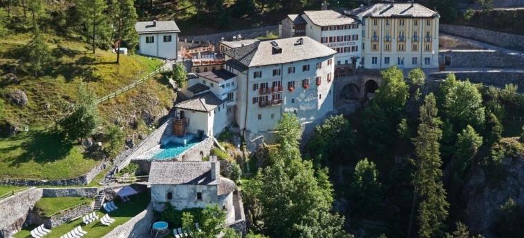 Hotel Bagni Vecchi: Extérieur BORMIO - SONDRIO
