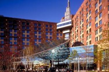 Hotel Hilton Boston Logan Airport: Esterno BOSTON (MA)