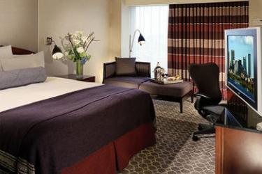 Hotel Hilton Boston Logan Airport: Guest Room BOSTON (MA)