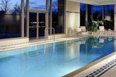 Hotel Hilton Boston Logan Airport: Piscina Coperta BOSTON (MA)