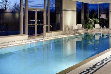 Hotel Hilton Boston Logan Airport: Piscina BOSTON (MA)