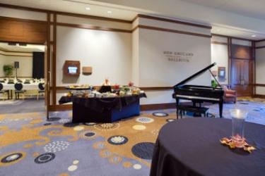 Hotel Hilton Boston Logan Airport: Sala da Ballo BOSTON (MA)