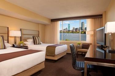 Hotel Hyatt Regency Cambridge: Chanbre BOSTON (MA)