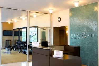 Hotel Hyatt Regency Cambridge: Détail de l'hôtel BOSTON (MA)