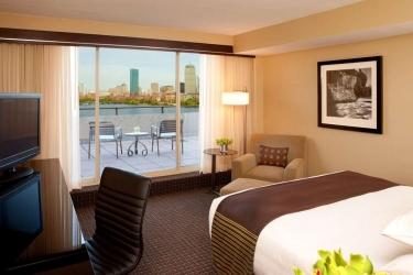 Hotel Hyatt Regency Cambridge: Camera degli ospiti BOSTON (MA)