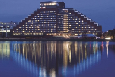 Hotel Hyatt Regency Cambridge: Esterno BOSTON (MA)