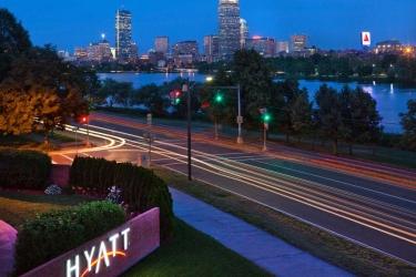 Hotel Hyatt Regency Cambridge: Exterior BOSTON (MA)