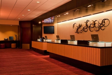 Hotel Hyatt Regency Cambridge: Lobby BOSTON (MA)