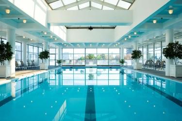 Hotel Hyatt Regency Cambridge: Swimming Pool BOSTON (MA)