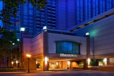 Hotel Sheraton Boston: Entrée BOSTON (MA)