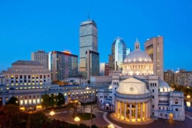 Hotel Sheraton Boston: Extérieur BOSTON (MA)