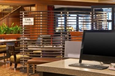 Hotel Sheraton Boston: Internet Point BOSTON (MA)