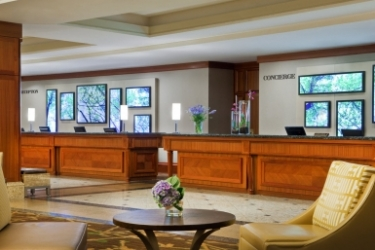 Hotel Sheraton Boston: Lobby BOSTON (MA)