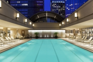 Hotel Sheraton Boston: Piscine Couverte BOSTON (MA)