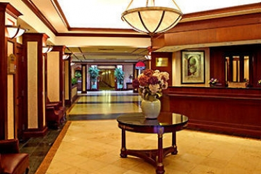 Hotel Four Points By Sheraton Boston Logan Airport: Lobby BOSTON (MA)