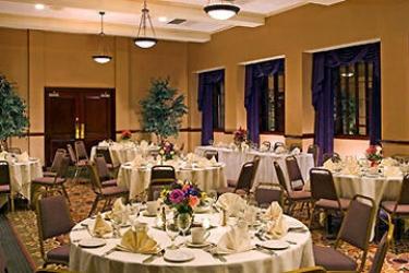 Hotel Four Points By Sheraton Boston Logan Airport: Restaurante BOSTON (MA)