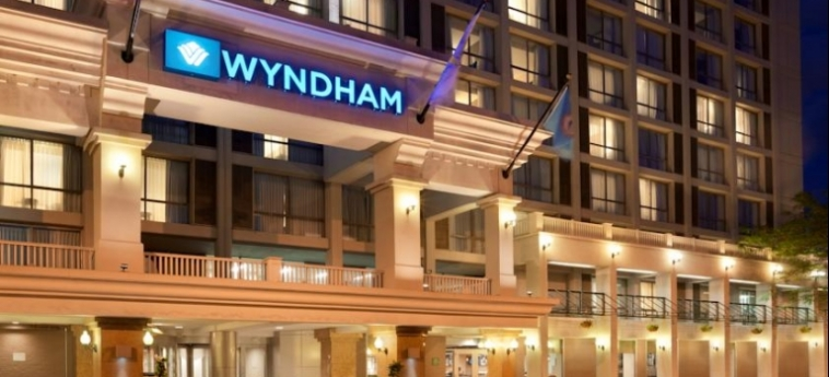Hotel Wyndham Boston Beacon Hill: Exterior BOSTON (MA)