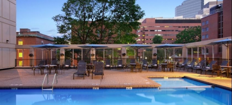 Hotel Wyndham Boston Beacon Hill: Swimming Pool BOSTON (MA)