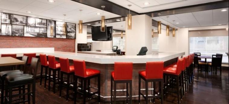 Hotel Wyndham Boston Beacon Hill: Bar BOSTON (MA)