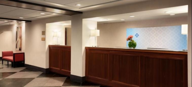 Hotel Wyndham Boston Beacon Hill: Reception BOSTON (MA)