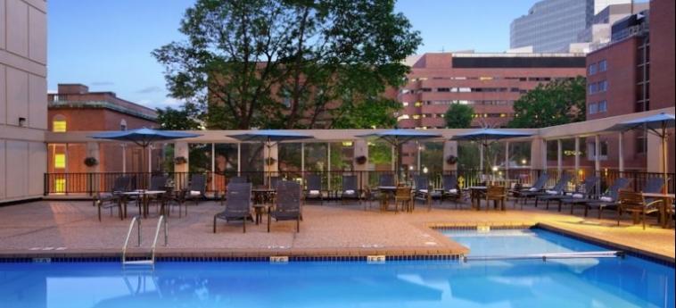 Hotel Wyndham Boston Beacon Hill: Swimming Pool BOSTON (MA)