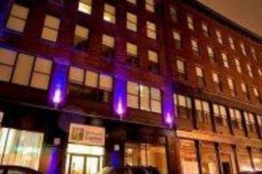 Hotel Holiday Inn Express And Suites Boston Garden: Außen BOSTON (MA)