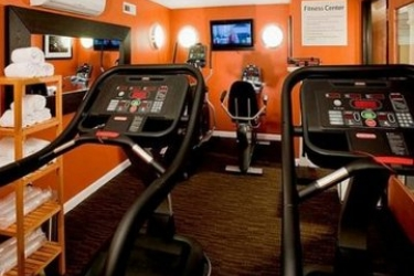 Hotel Holiday Inn Express And Suites Boston Garden: Fitnesscenter BOSTON (MA)