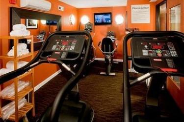 Hotel Holiday Inn Express And Suites Boston Garden: Health Club BOSTON (MA)
