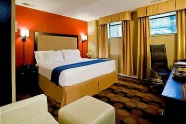 Hotel Holiday Inn Express And Suites Boston Garden: Room - Guest BOSTON (MA)