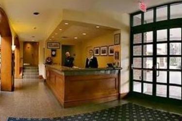 Hotel The Inn At Harvard: Lobby BOSTON (MA)