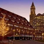 Hotel Boston Marriott Long Wharf