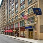 Hotel Club Quarters In Boston