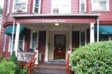 Hotel A Friendly Inn At Harvard Square: Entrée BOSTON (MA)