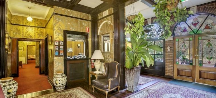 Hotel Berida: Lobby BOWRAL - NEW SOUTH WALES