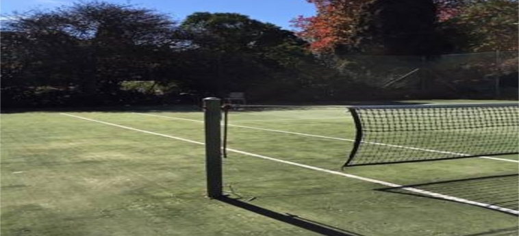 Hotel Berida: Tennisplatz BOWRAL - NEW SOUTH WALES