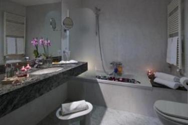 Hotel Cavalieri: Cuarto de Baño BRA - CUNEO