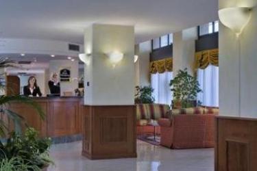 Hotel Cavalieri: Lobby BRA - CUNEO
