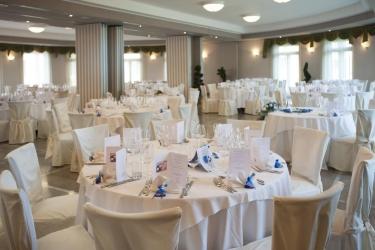 Hotel Cavalieri: Salón para Banquetes BRA - CUNEO