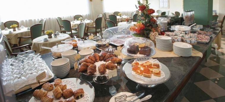 Hotel Cavalieri: Buffet BRA - CUNEO